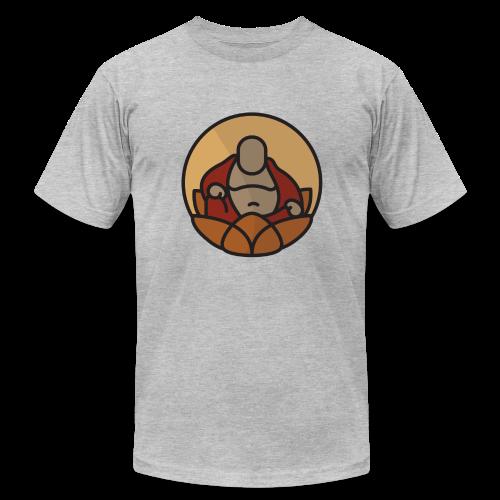 AMERICAN BUDDHA CO. COLOR - Men's  Jersey T-Shirt