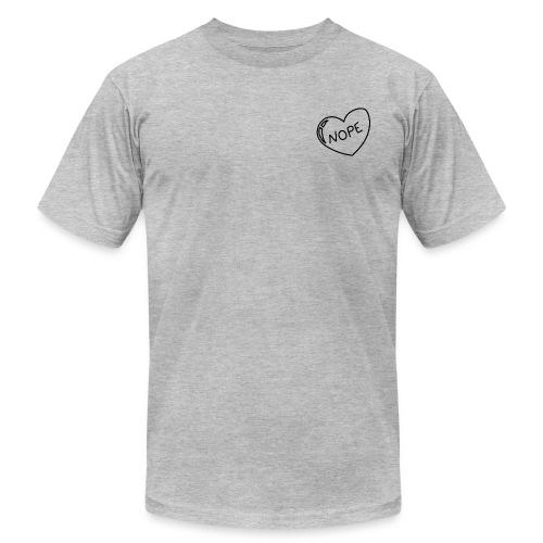 nope. - Men's Fine Jersey T-Shirt