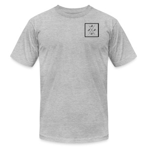 BadBadsco - Men's T-Shirt by American Apparel