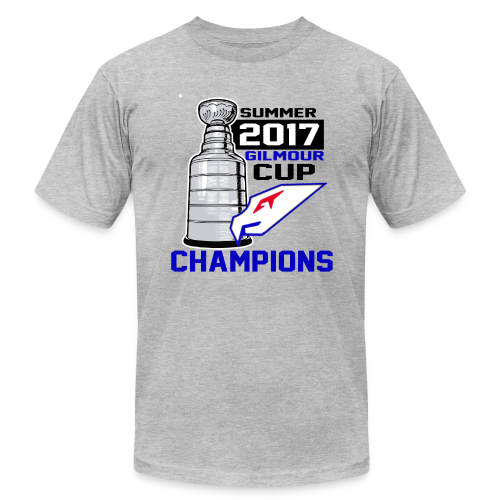 Intangibles Summer 17 Gilmour Cup Champs T-Shirt - Men's Fine Jersey T-Shirt