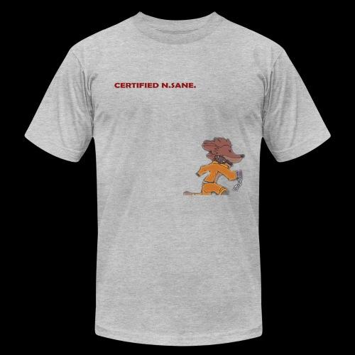 Free Bandicoot (Certified N.Sane). - Men's Fine Jersey T-Shirt
