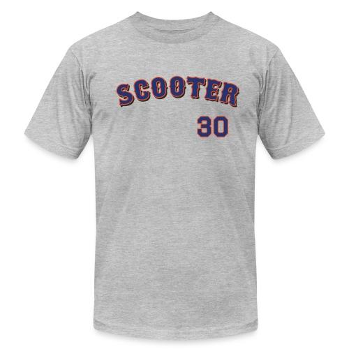 Michael Scooter Conforto All-Star T-Shirt - Men's Fine Jersey T-Shirt