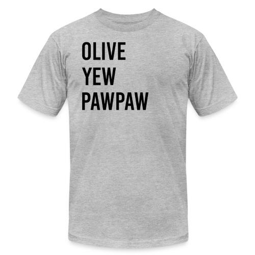 Vegan Father's Day T-Shirt - Men's Fine Jersey T-Shirt