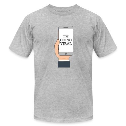 Going Viral - Men's Fine Jersey T-Shirt