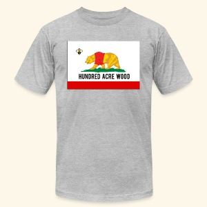 Golden Honey State - Men's T-Shirt by American Apparel