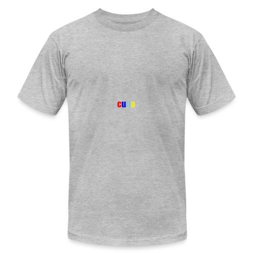 cuba - Men's  Jersey T-Shirt