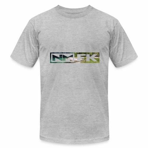 NMFK Street Style - Image Outline - Men's Fine Jersey T-Shirt