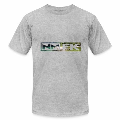 NMFK Street Style - Image Outline - Men's  Jersey T-Shirt