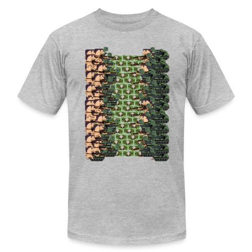 Money Tunnel - Men's Fine Jersey T-Shirt