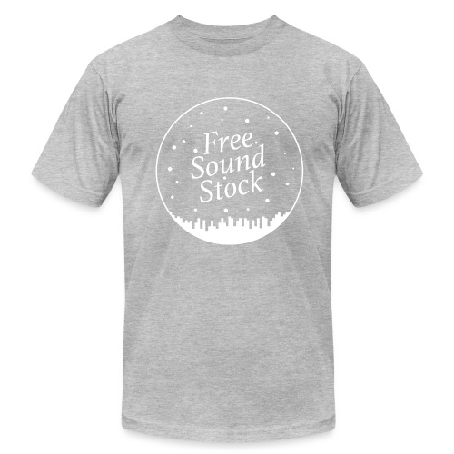 Free Sound Stock - Men's Fine Jersey T-Shirt
