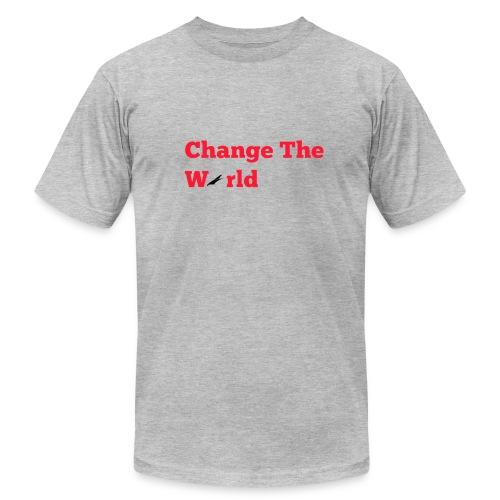 Change The World Falcon Shirt - Men's  Jersey T-Shirt