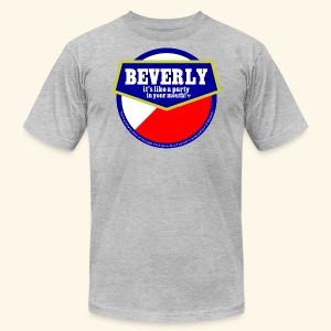 beverly - Men's Fine Jersey T-Shirt
