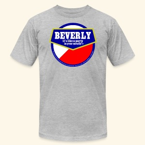 beverly - Men's T-Shirt by American Apparel