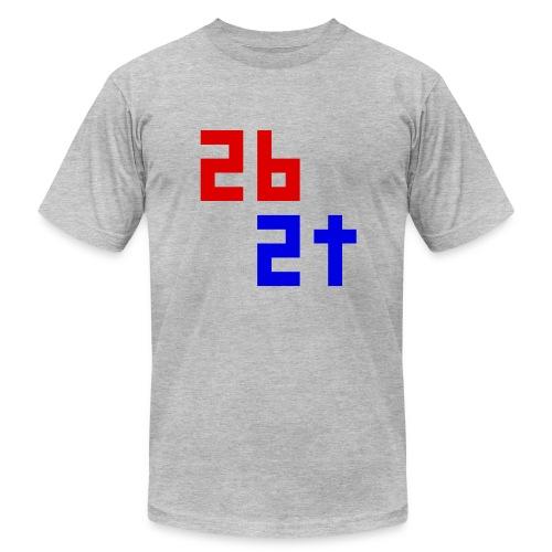 2b2t Logo - Men's Fine Jersey T-Shirt