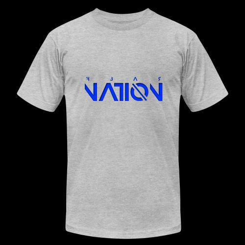 F3AR NATION - Men's Fine Jersey T-Shirt
