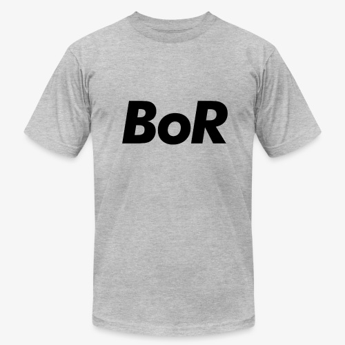 BOR - Men's Fine Jersey T-Shirt