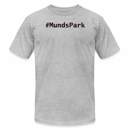 #MundsPark - Men's Fine Jersey T-Shirt