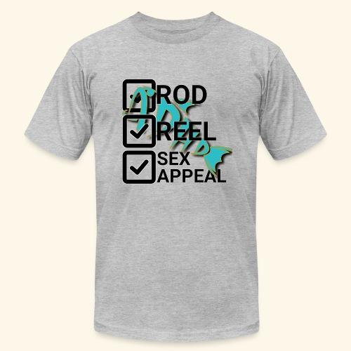 rodreelappealing - Men's Fine Jersey T-Shirt