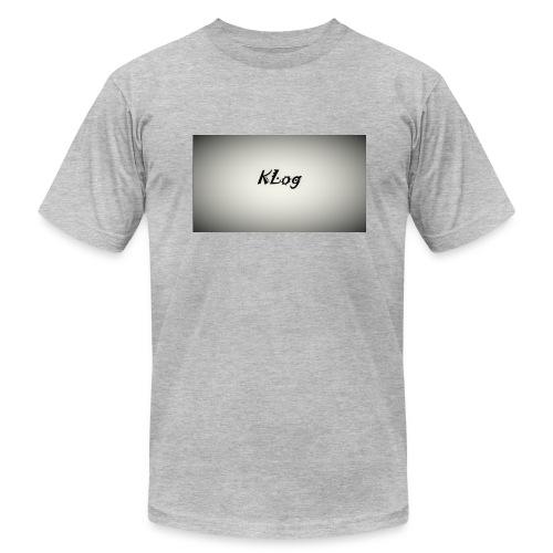 K Log Mafia - Men's Fine Jersey T-Shirt