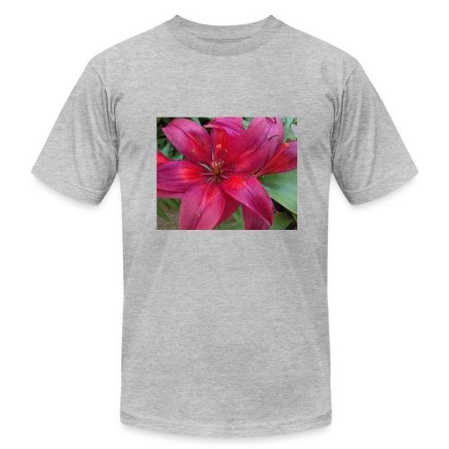 Exotic Flower - Men's Fine Jersey T-Shirt