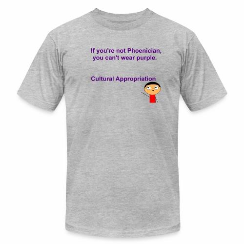 Cultural Appropriation - Men's Fine Jersey T-Shirt
