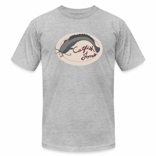 Fish Painting - Men's  Jersey T-Shirt