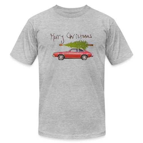 Ford Pinto Merry Christmas - Men's Fine Jersey T-Shirt