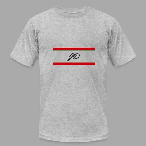 Joshua Daley Signature - Men's Fine Jersey T-Shirt