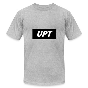 UPt_custom_2 - Men's T-Shirt by American Apparel