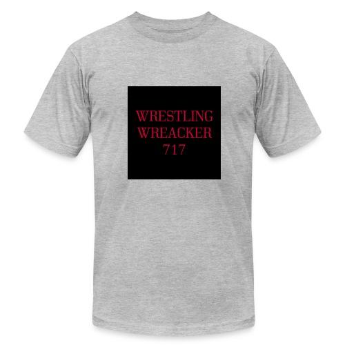 Photo 1526399768841 - Men's Fine Jersey T-Shirt