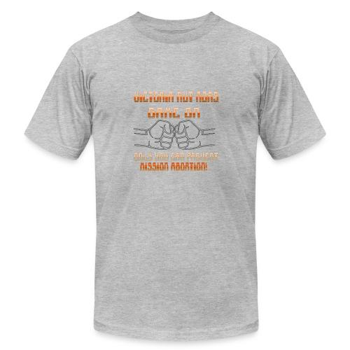 Prevent Mission Abortion - Men's Fine Jersey T-Shirt