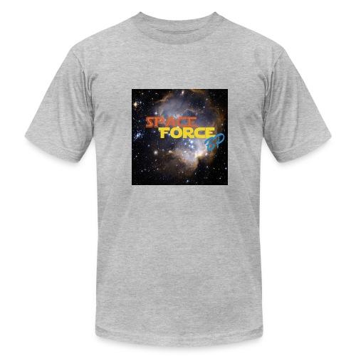 Space Force BP Mach Up 2 - Men's Fine Jersey T-Shirt