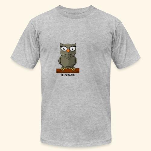 Owl Party - Men's  Jersey T-Shirt
