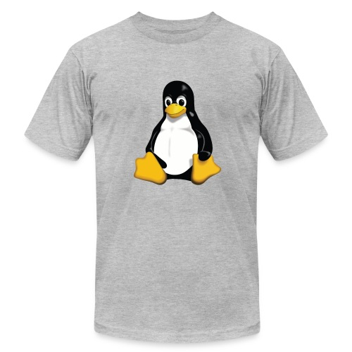 Tux - Men's  Jersey T-Shirt