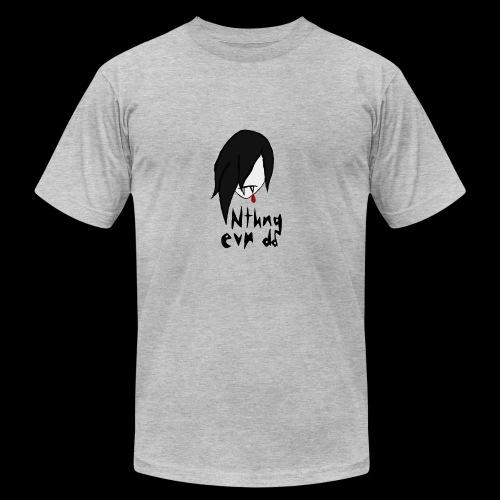 Vamp logo - Men's Fine Jersey T-Shirt