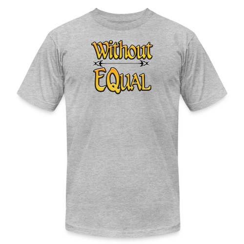 Without EQual - Men's Fine Jersey T-Shirt