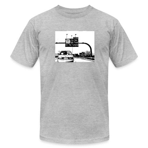 Turnpike - Men's Fine Jersey T-Shirt