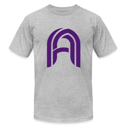 The Argon Logo - Men's Fine Jersey T-Shirt