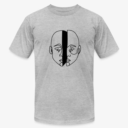 6 - Men's Fine Jersey T-Shirt
