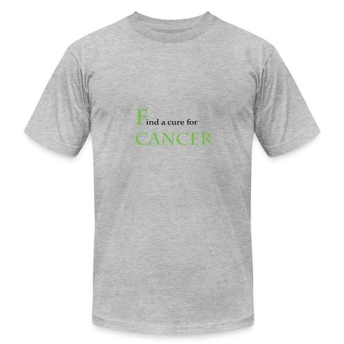 cancer - Men's  Jersey T-Shirt
