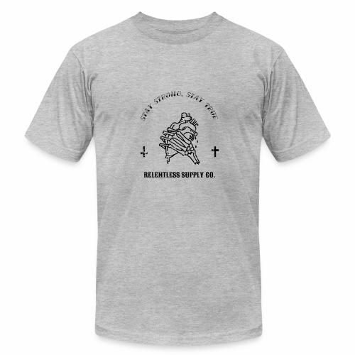 Stay True, Stay Strong - Men's Fine Jersey T-Shirt