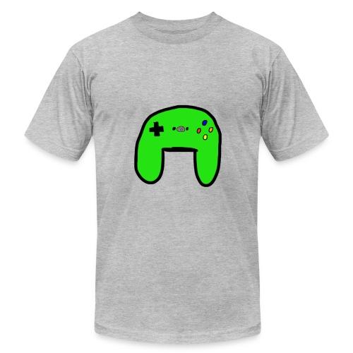 Brock's Game Controller - Men's Fine Jersey T-Shirt
