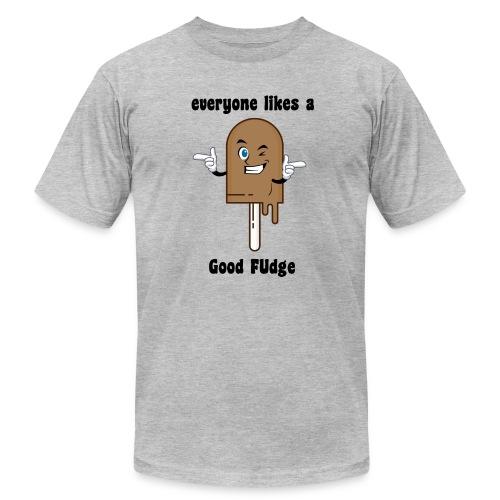 everyone likes a good FUdge - Men's Fine Jersey T-Shirt