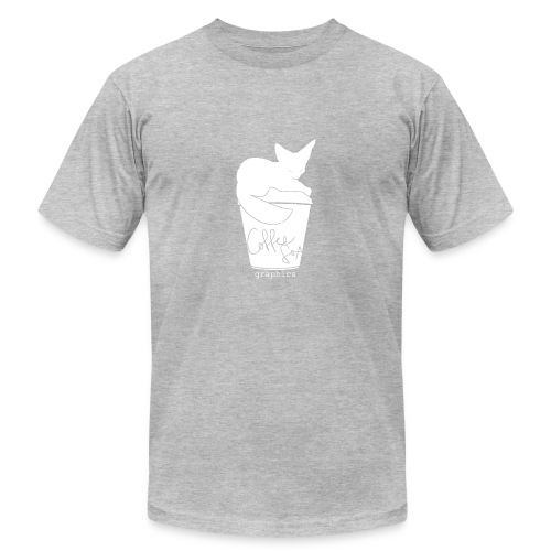 coffeefoxxii - Men's Fine Jersey T-Shirt