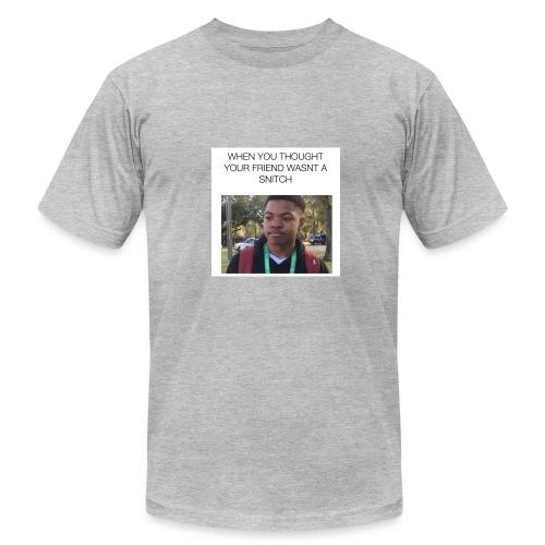 Snitch not good shirt - Men's Fine Jersey T-Shirt