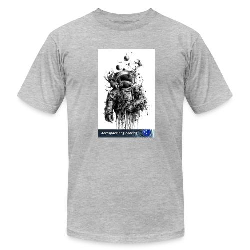 Astronaut Art - Men's Fine Jersey T-Shirt