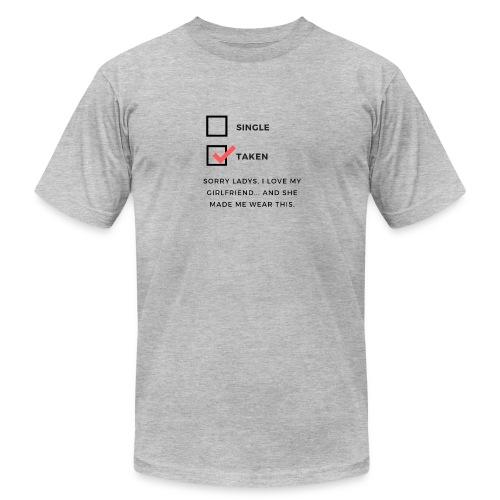 Taken1 - Men's Fine Jersey T-Shirt