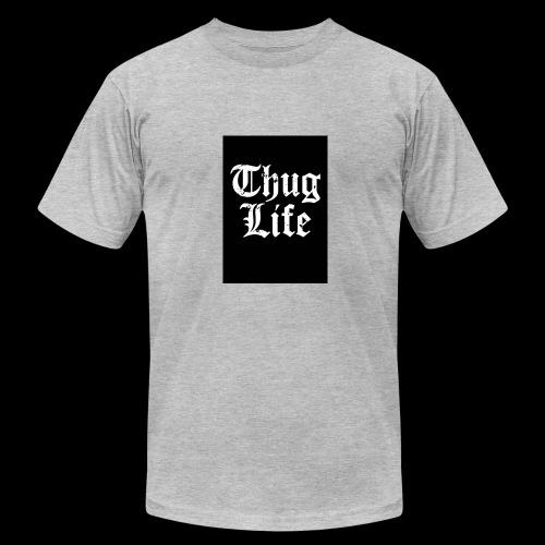 thug life - Men's Fine Jersey T-Shirt