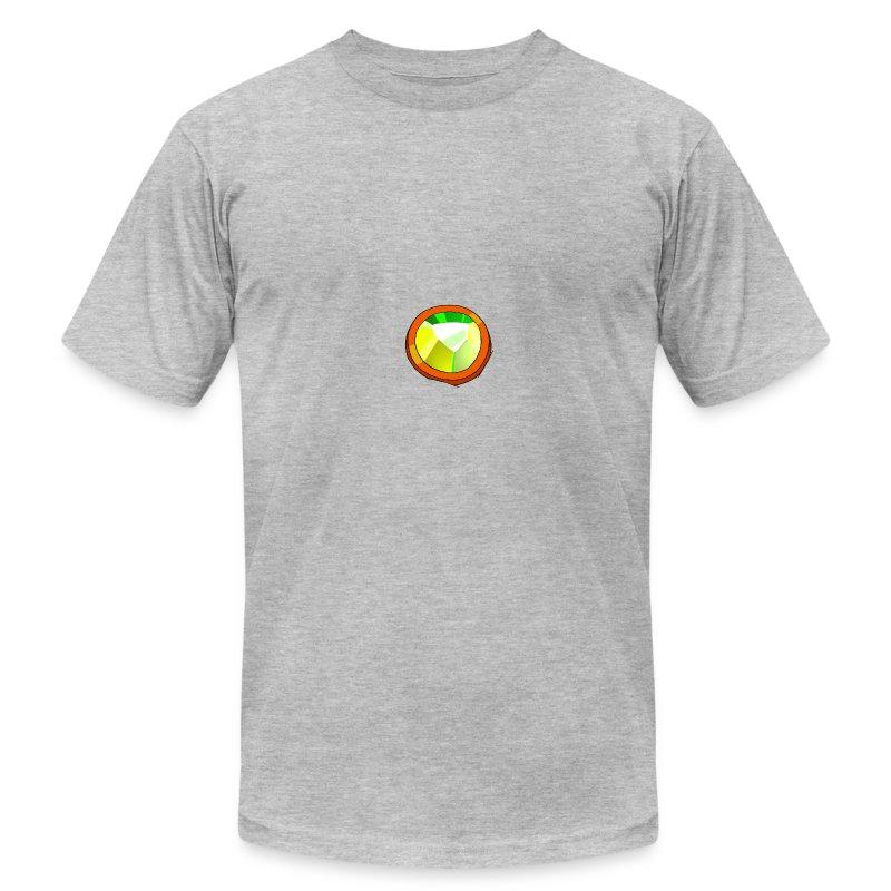 Life Crystal - Men's Fine Jersey T-Shirt
