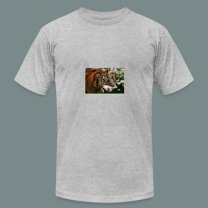 Tiger flo - Men's Fine Jersey T-Shirt